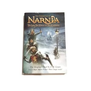 Narnia, the lion, the witch and the wardrobe novel book